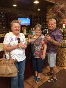 Wine Tasting at the Pistachio Farm